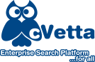 cVetta - Enterprise Search Platform ...far all